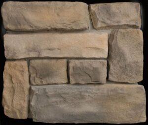 hnedy béžový kamenny obklad chelsea stone