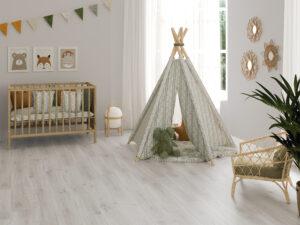 azulev podlaha do detskej izby obývačky spálne prírodné farby
