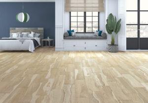 azulev prírodné drevo dlažba do obývačky spálne