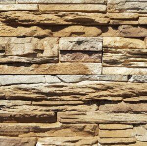 hnedý kamenny obklad chelsea stone
