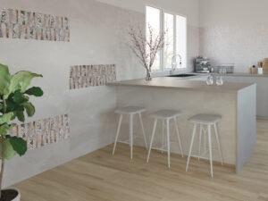 novinka 2020 Azulev biela matha dekor obklad do kuchyne do kupelne