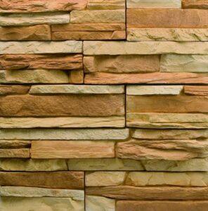 žlto béžový kamenný obklad chelsea stone